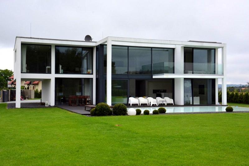 High Quality Beton House